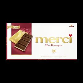 merci Шоколад Марципан