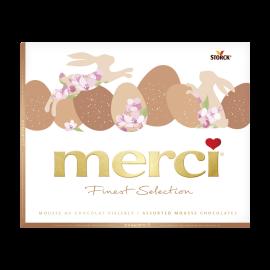 merci FS Mousse au Chocolat Vielfalt Spring 210g