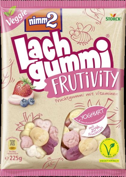 nimm2 Lachgummi Frutivity Joghurt