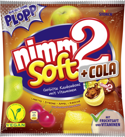 nimm2 soft +Cola