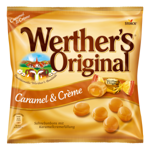Caramel & Crème