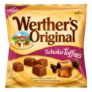 Schoko Toffees