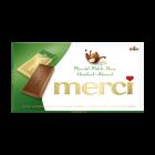 merci Tafelschokolade Mandel-Milch-Nuss