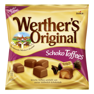 Schoko Toffees