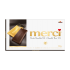 merci Chocolate Bars Dark 72% 100g