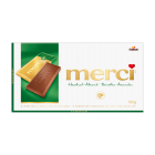merci Chocolate Bars Hazelnut-Almond 100g