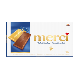 merci Chocolate Bars Milk 100g