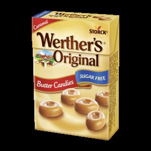 Werther's Original Sugar Free Butter Candies