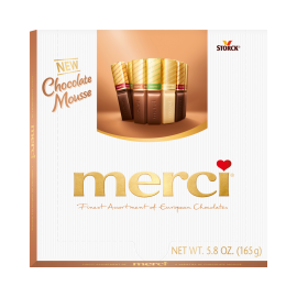 merci Finest Selection Chocolate Mousse 165g