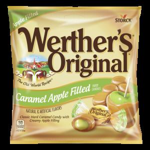 Caramel Apple Filled