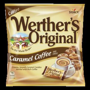 Caramel Coffee Hard Candies
