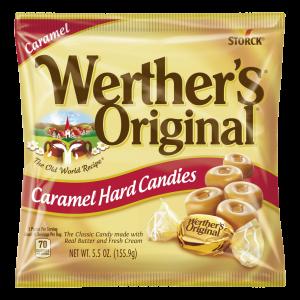 Caramel Hard Candies