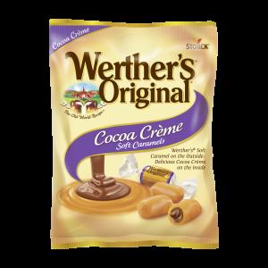 Cocoa Crème Soft Caramels