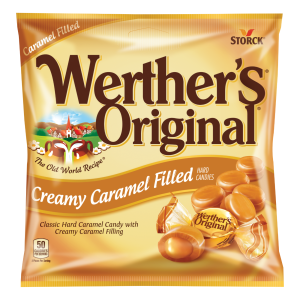 Creamy Caramel Filled