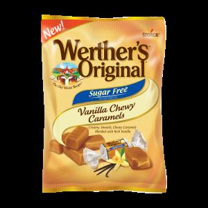 Sugar Free Vanilla Chewy Caramels