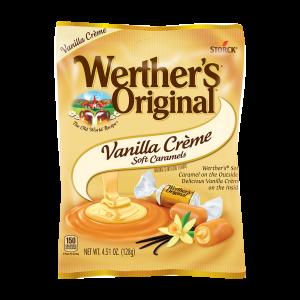 Vanilla Crème Soft Caramels