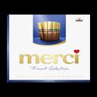 merci Finest Selection lait 250g