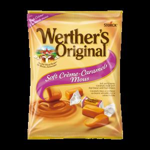 Crème-Caramels mous