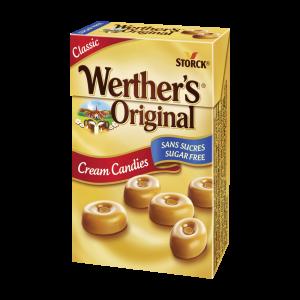 Caramels Werther's Original sans sucres