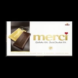 merci Táblás csokoládé - étcsokoládé 72%