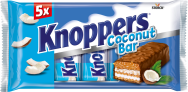 Knoppers NutBar Cocos 5 pieces