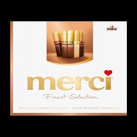merci FS Mousse au Chocolat 210g