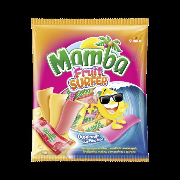Mamba Fruit Surfer