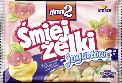 nimm2 Śmiejżelki jogurtowe 100g