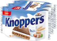 Knoppers 3x25g