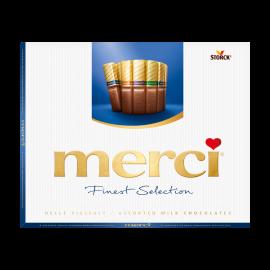 merci sortimente de ciocolată - Lapte 250g