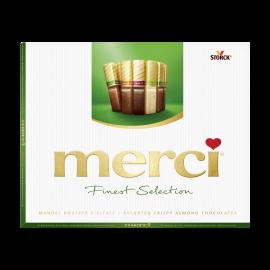 merci sortimente de ciocolată - Migdale 250g