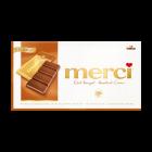 merci tabletă de ciocolată - lapte și cremă de alune 112g