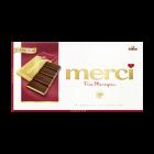 merci tabletă de ciocolată - marțipan 112g