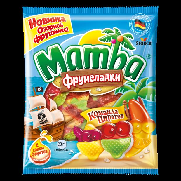 Mamba Gummies Pirates