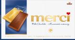 Мерси Молочный шоколад 100 г