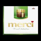 Мерси шоколадные конфеты Ассорти с миндалем 250 г