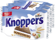 Knoppers 3-pack
