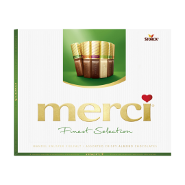 merci Finest Selection mandlová 250g